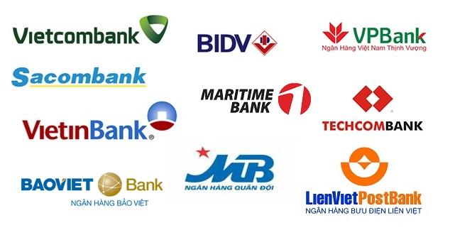 Những ngân hàng cho vay tín chấp