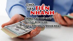 Vay tiền nóng tư nhân tại Tp.HCM