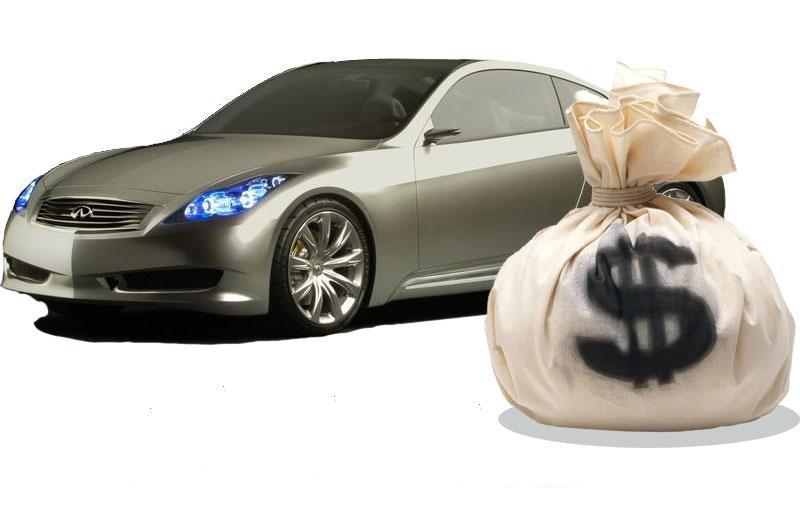 vay tiền mua xe