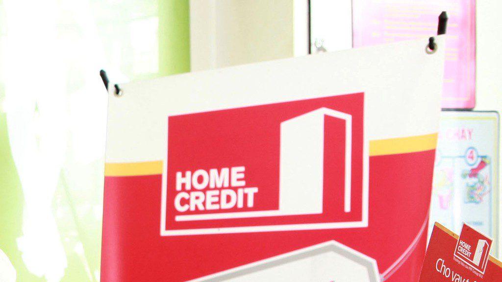 Vay tiêu dùng Home Credit