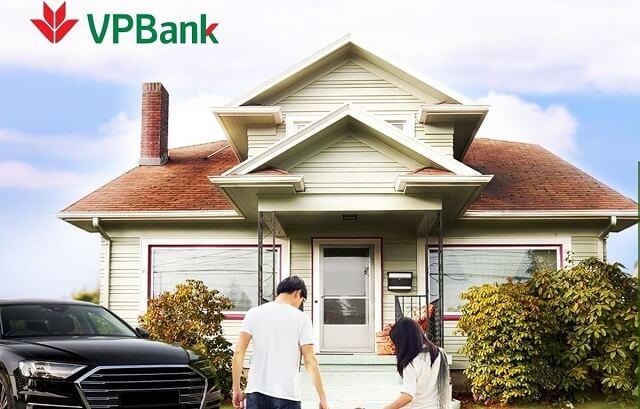 Vay mua nhà trả góp VPBank
