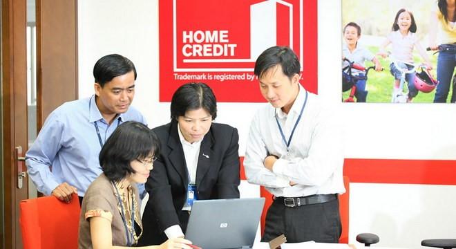Vay tiền mặt Home Credit