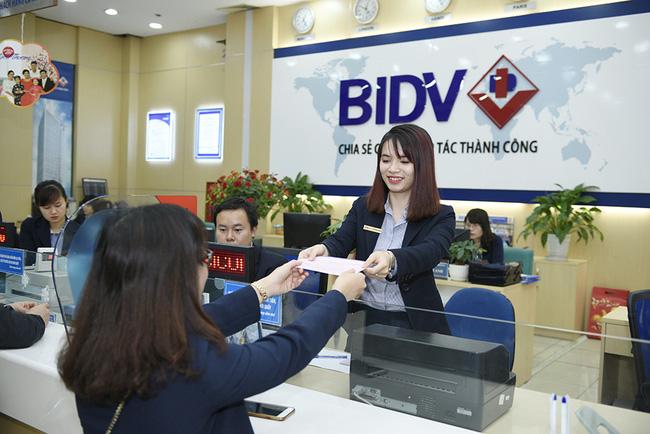 Vay tín chấp ngân hàng BIDV